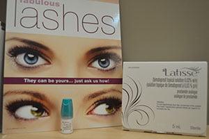 Latisse Eyelash Solution